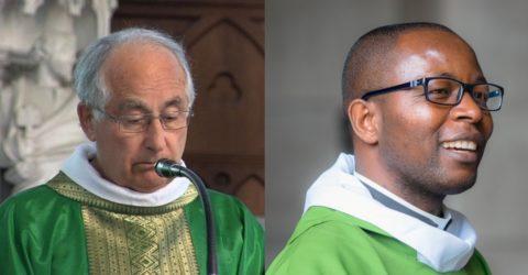 Au-revoir au Père Antoine et au Père Joseph