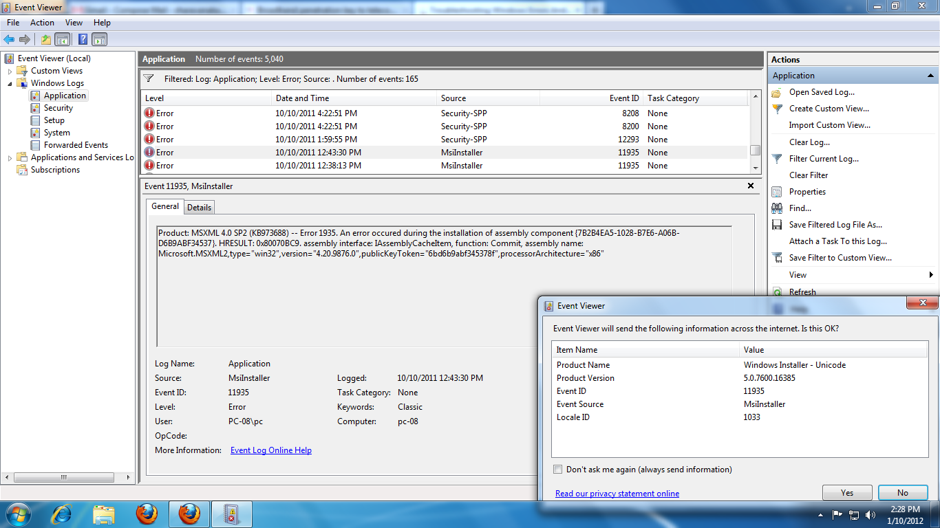 msxml dll download