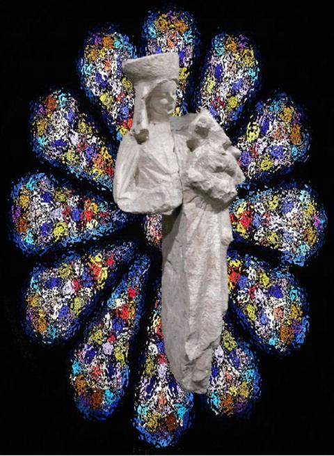 Prière de consécration de nos paroisses à la Vierge Marie