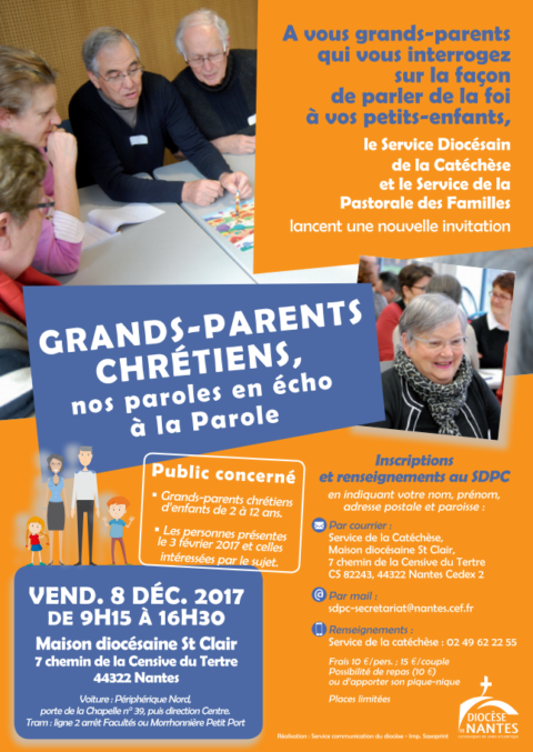 Journée grands-parents