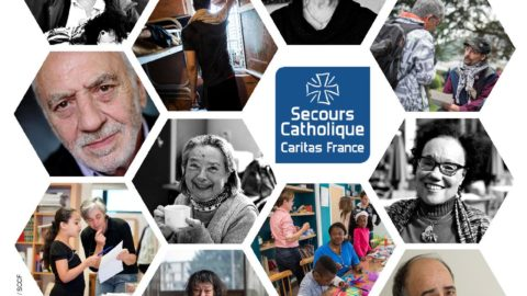 Collecte annuelle du Secours Catholique