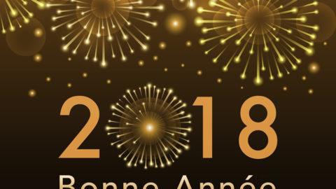 Bonne année, bonne santé, et le paradis à la fin de vos jours !